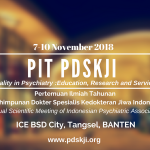 PDSKJI 2018 – Quality In Psychiatry: Education, Research and Services